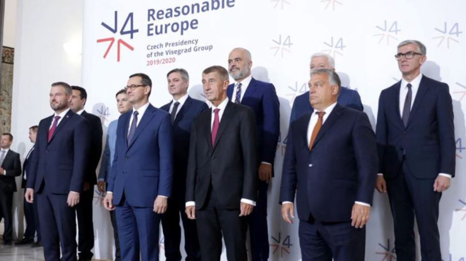 Haradinaj e bojkotoi, Rama në Pragë