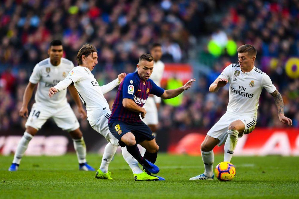 Dita e El Clasico, Zidane dhe Setien karikojnë yjet e tyre para superfidës