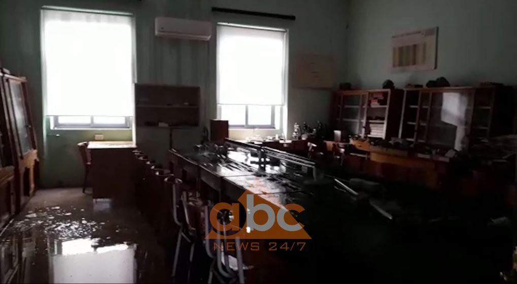 Tërmeti dhe përmbytjet nxjerrin jashtë funksionit Fakultetin e Gjeologji Minierave