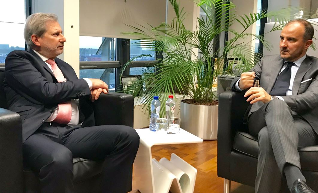 Hahn-Soreca pas miratimit në Bundestag: Njohja e progresit thelbësor për reformat