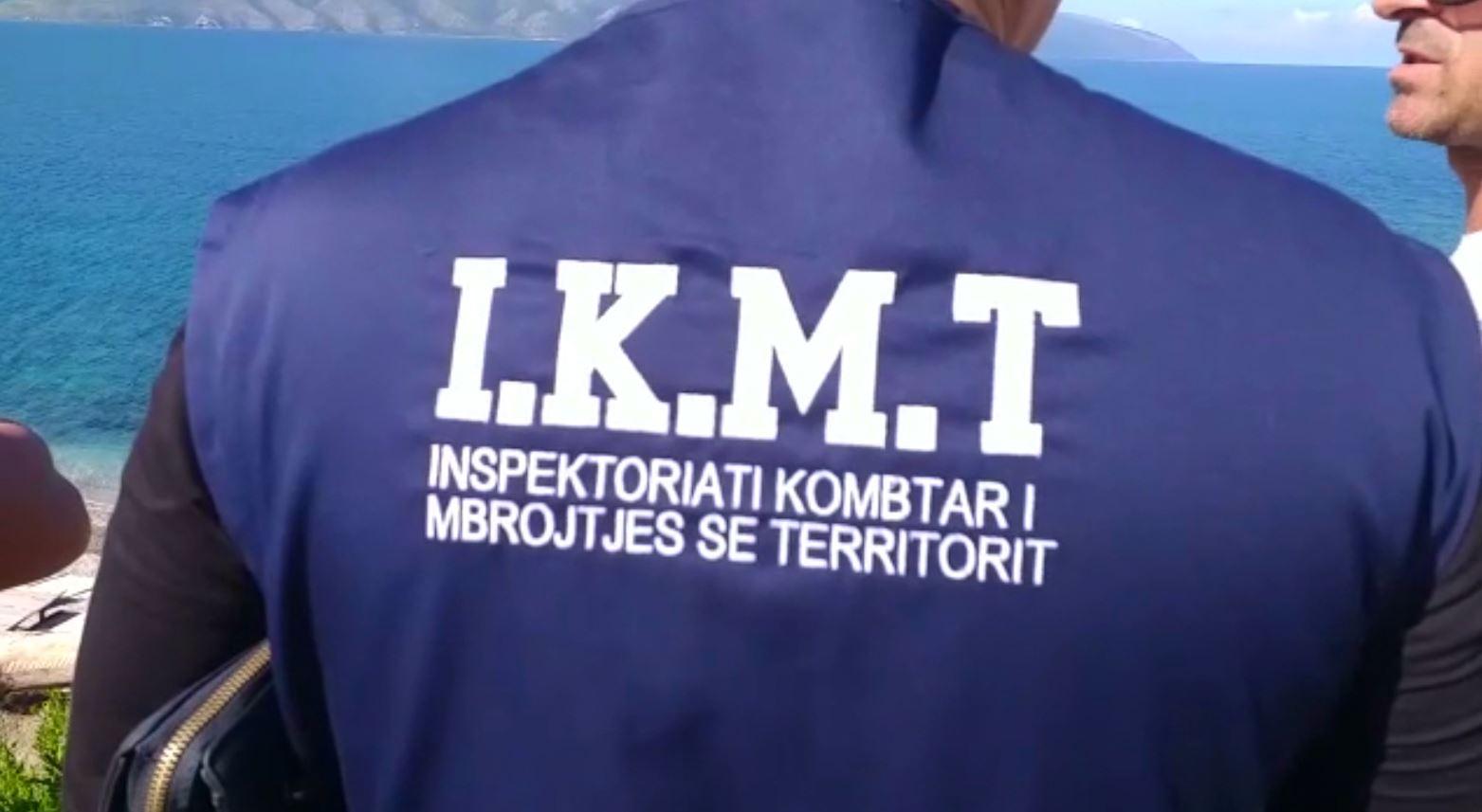 IKMT aksion për prishjen e ndërtimeve në bregdetin e Radhimës