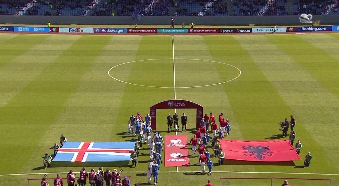 """Shqipëria pret Islandën në """"Elbasan Arena"""""""
