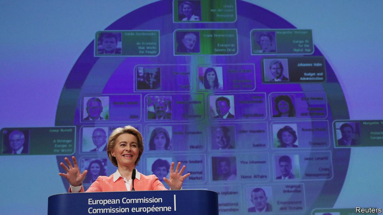 Protagonistët e Komisionit të ri Europian në pritje të përballjes me parlamentin për konfirmim