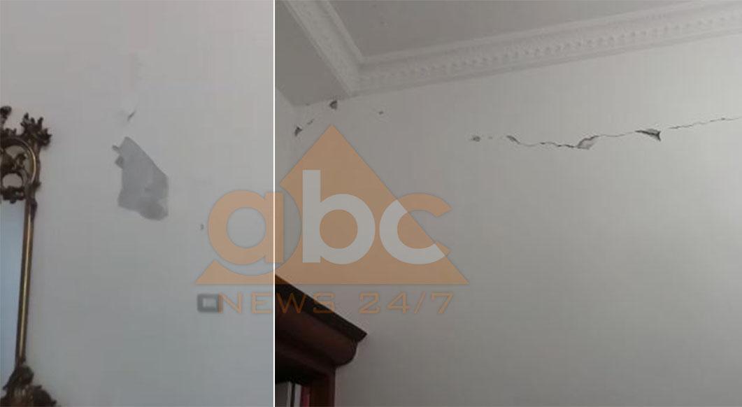Pasojat që la tërmeti tek Kryesia e Kuvendit (Video)