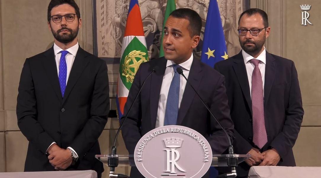 Itali, 5 Yjet dhe demokratët forcojnë koalicionin