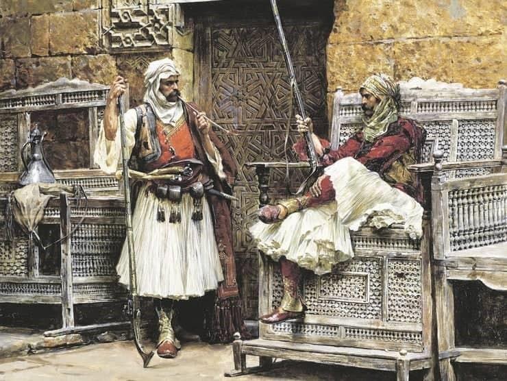 Kur shqiptarët mahnisnin Europën si mercenarë