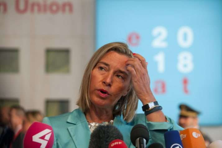 Mogherini: Vendimi për hapjen e negociatave me Shqipërinë dhe Maqedoninë, shumë i rëndësishëm