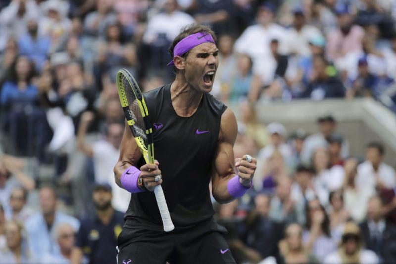 Rafael Nadal fiton US Open