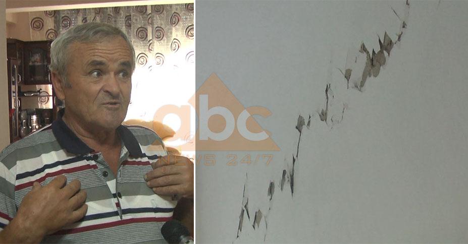 Pasojat e tërmetit në Durrës, banorët të terrorizuar
