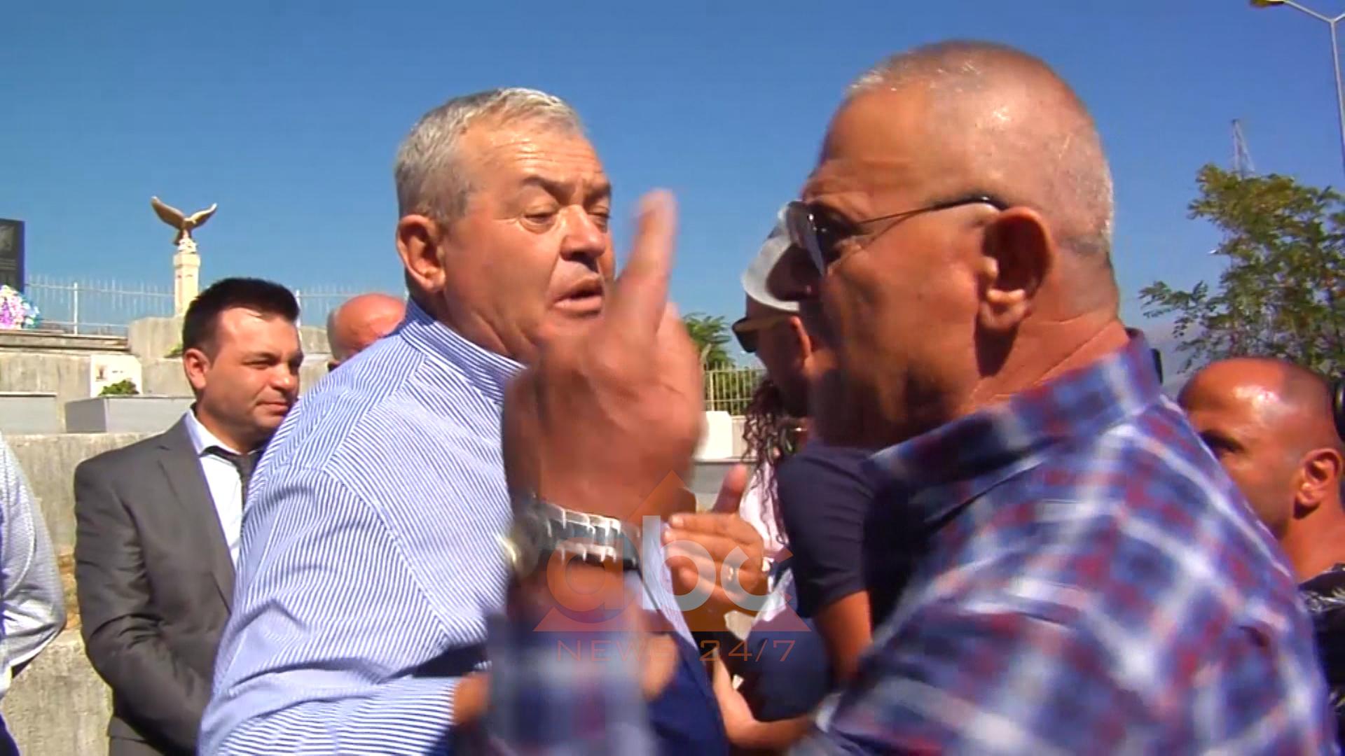 Përplasje dhe sharje mes ballistëve në Gjirokastër