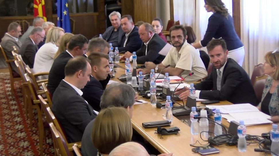 Përdorimi i gjuhës shqipe në RMV, Komisioni i Venecias monitoron situatën