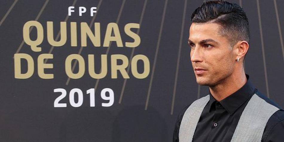 Cristiano Ronaldo fiton një tjetër çmim