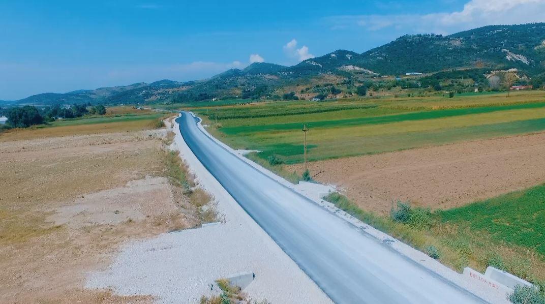Rama: Rruga e lumit të Vlorës hap mundësi për bujqësinë dhe blegtorinë
