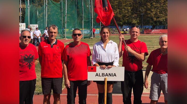 Veteranët shqiptarë, 5 medalje në kampionatin ballkanik të atletikës