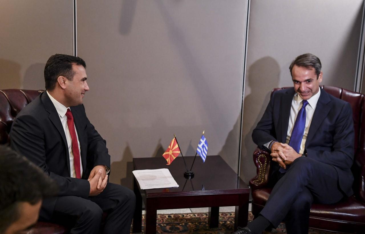 Mitsotakis takon Zaev: Nuk do ta kisha firmosur marrëveshjen e Prespës