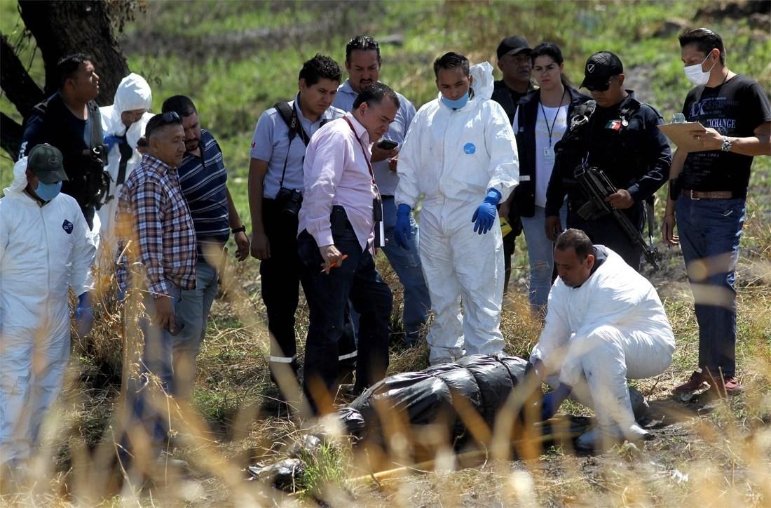 Meksikë, 44 kufoma të gjetura në një varr masiv, policia identifikon viktimat