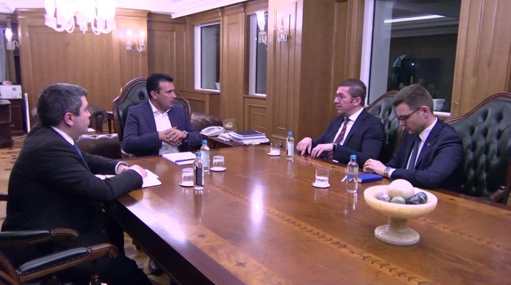 Zaev takim me opozitën për zgjidhjen e ngërçit të Prokurorisë Speciale