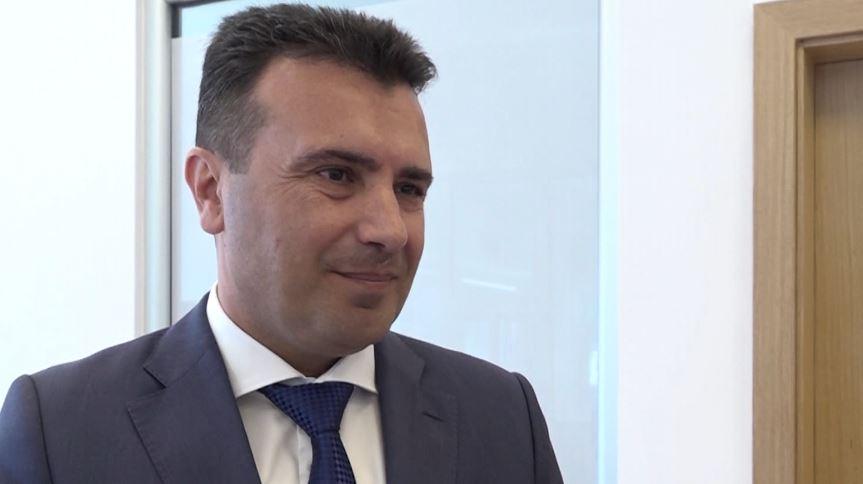 Qafa e Thanës me terminal të ri doganor, Zaev: Thellim i marrëdhënieve tregtare me Shqipërinë