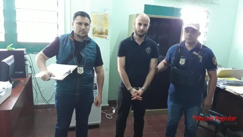 FOTO/ Arrestohet në Paraguaj djali i ish-Prefektit: U përfshinë në skemë gjigante fajdesh në Shkodër