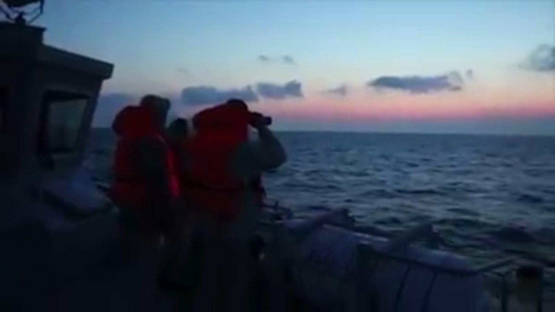 """Operacionet në """"Egje"""", anija shqiptare """"Oriku"""" shpëton 110 emigrantë në dy ditë"""