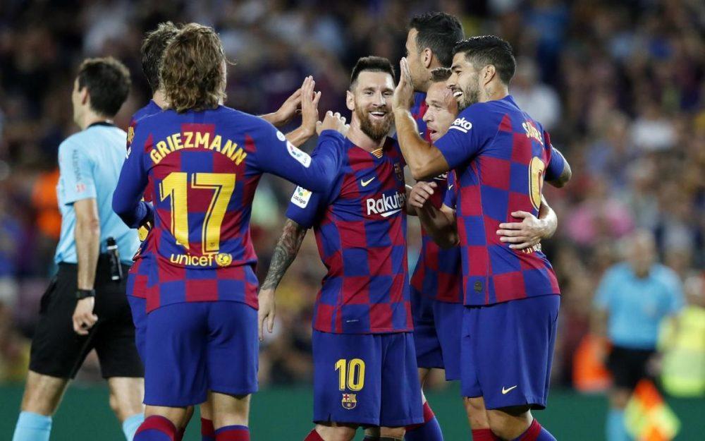 Lajm i keq për Barcelonën, humbet një muaj titullarin e rëndësishëm