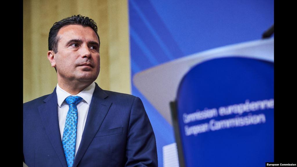 Zaev: Nuk pranojmë projekte ekonomike, duam anëtarësim në BE