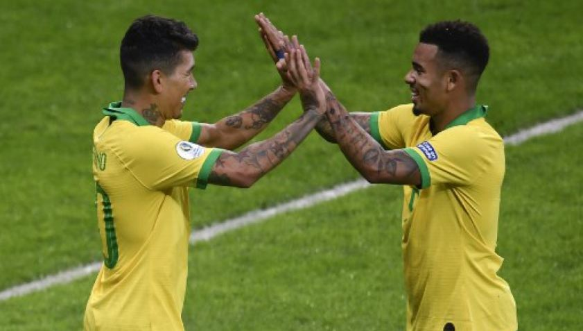 VIDEO   Brazilit i mjaftojnë 9 minuta, Firminho ndëshkon Senegalin
