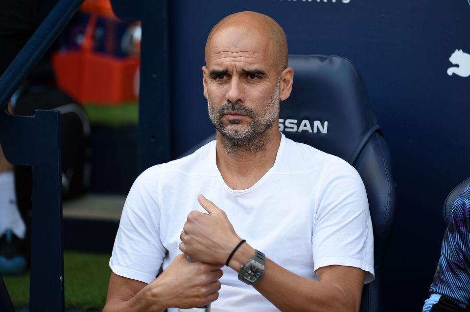 Dy muaj bisedime, Guardiola dëshiron yllin e Napolit