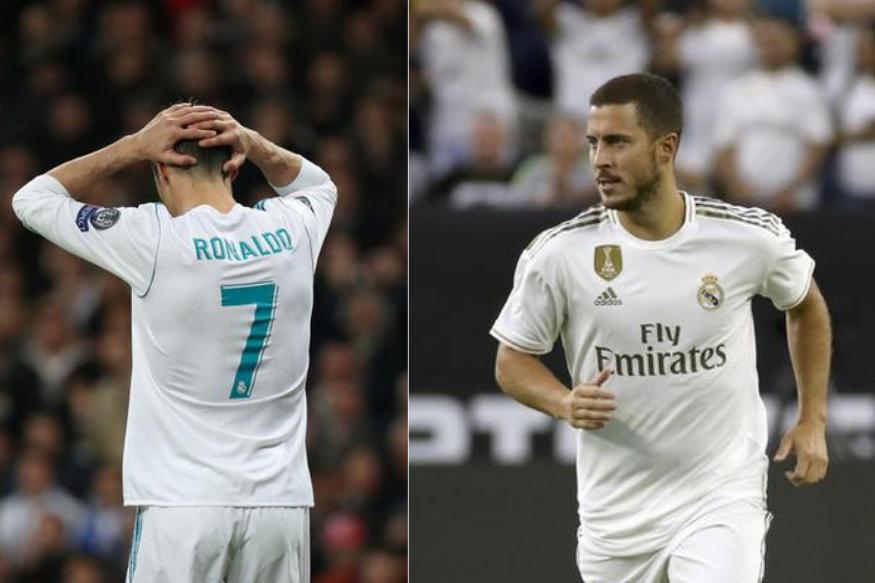 Hazard: E adhuroj Real Madridin, por CR7 e ka bërë të vështirë!