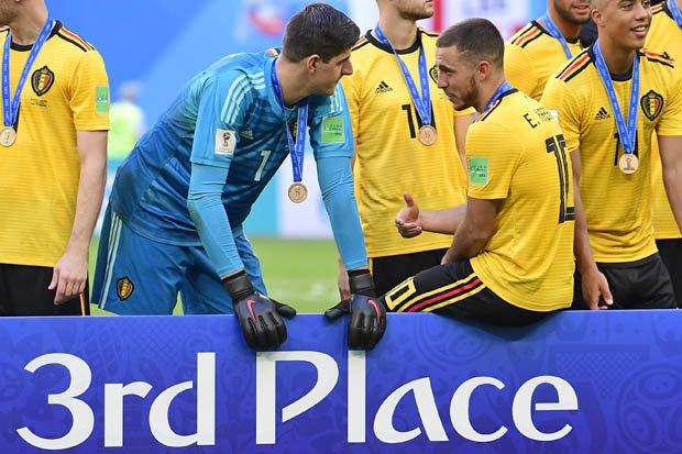 """""""Pesha e Hazard s'është problem, Courtois është i sëmurë!"""""""