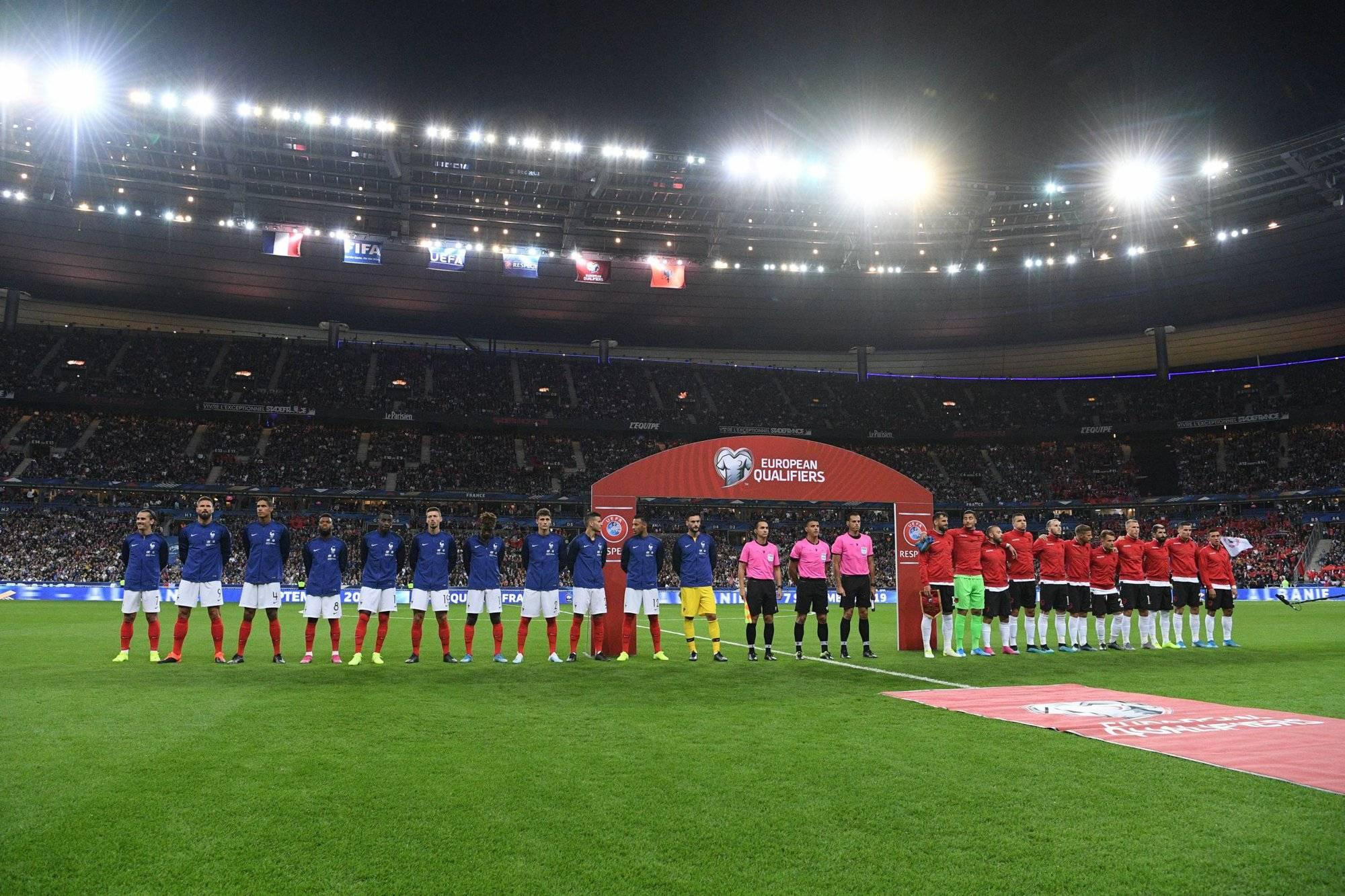 Ngatërresa me himnin e Shqipërisë, UEFA merr vendimin për Francën