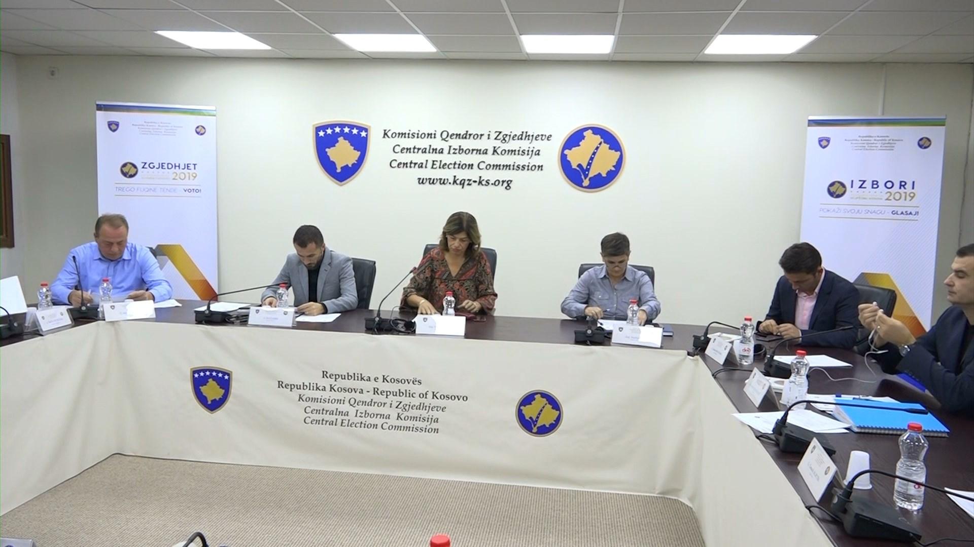 KQZ në Kosovë ende pa një vendim për votat e Diasporës