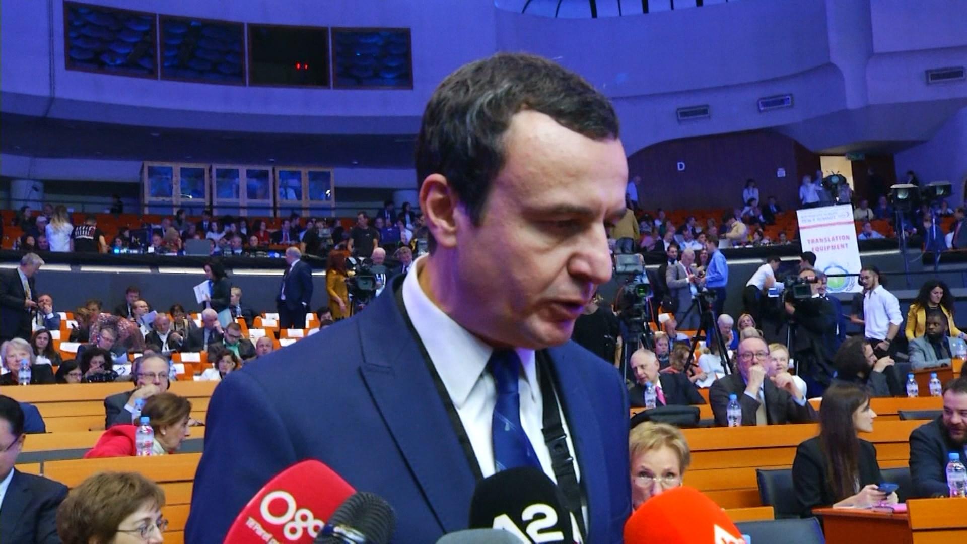 Albin Kurti flet për takimin me Ramën: Jemi njerëz e politikanë të ndryshëm, por do bashkëpunojmë