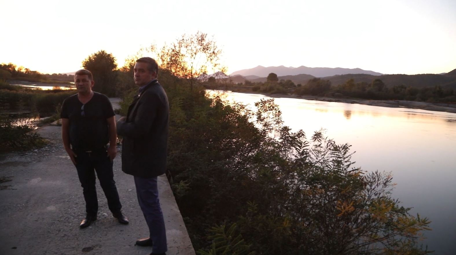 Ndotja e lumit Buna, Klosi: Grup pune për pastrimin e mbetjeve