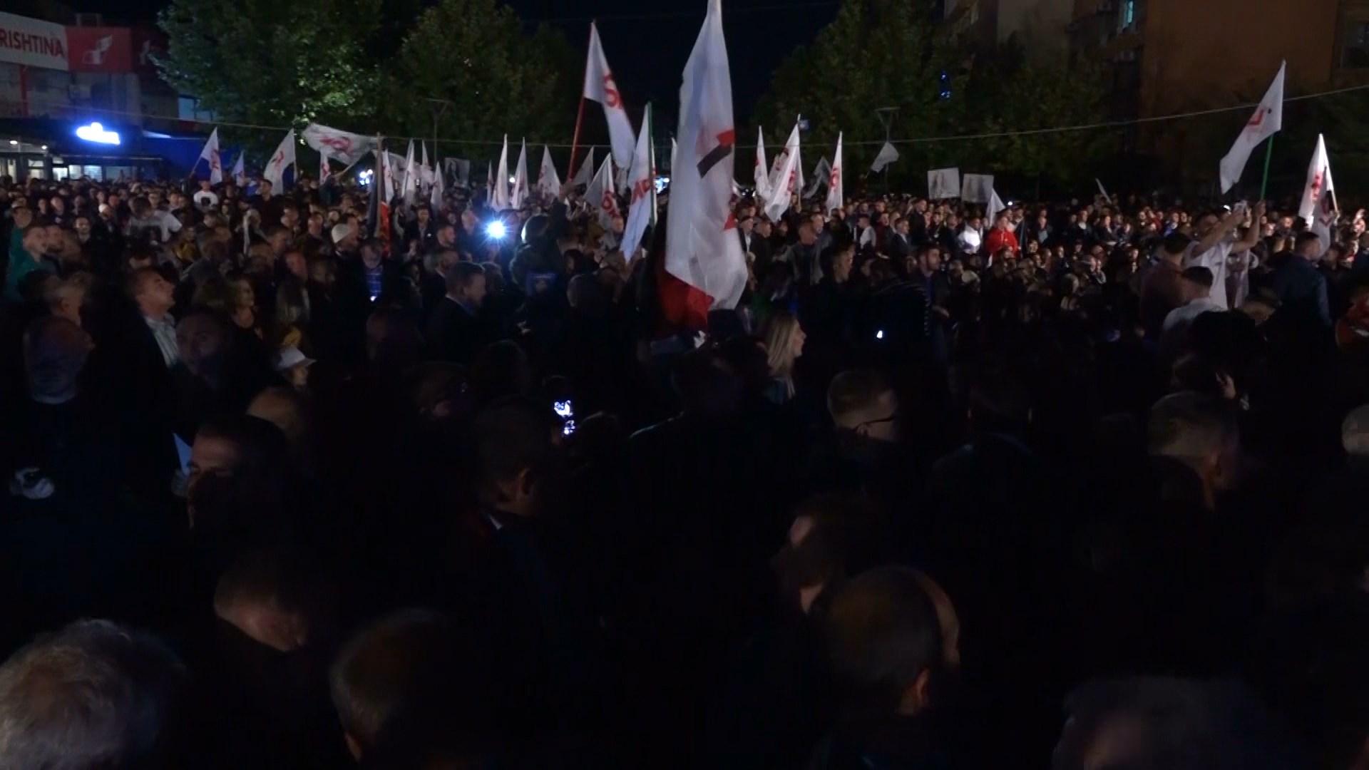 Partitë politike në Kosovë përmbyllin fushatat elektorale