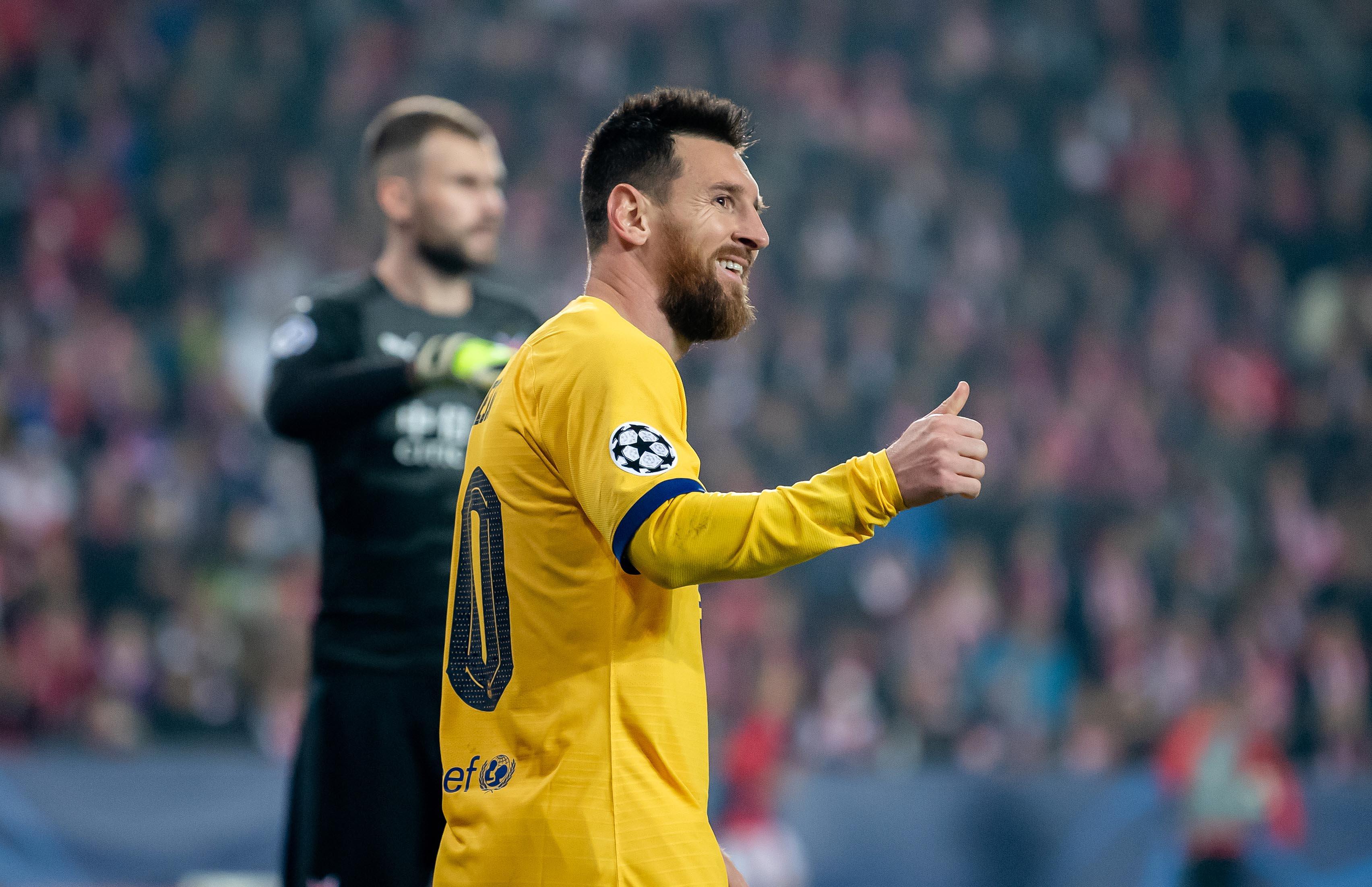 Njeriu i rekordeve, Messi nis shkëputjen ndaj Ronaldos