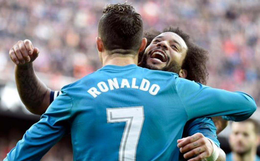 Kujtimet e Marcelos: CR7 akullnajë, parashikoi finalen kundër Juventusit!