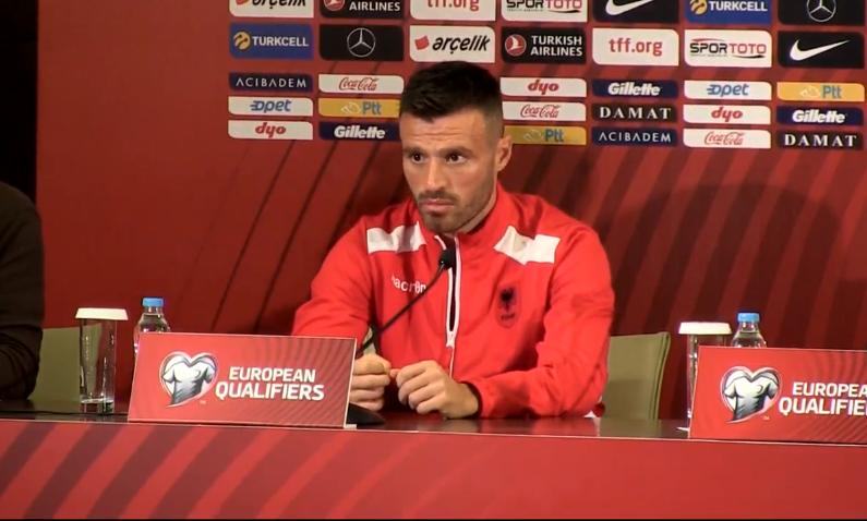 Memushaj: I lumtur që jam kapiten, kundër Turqisë kemi shanse!