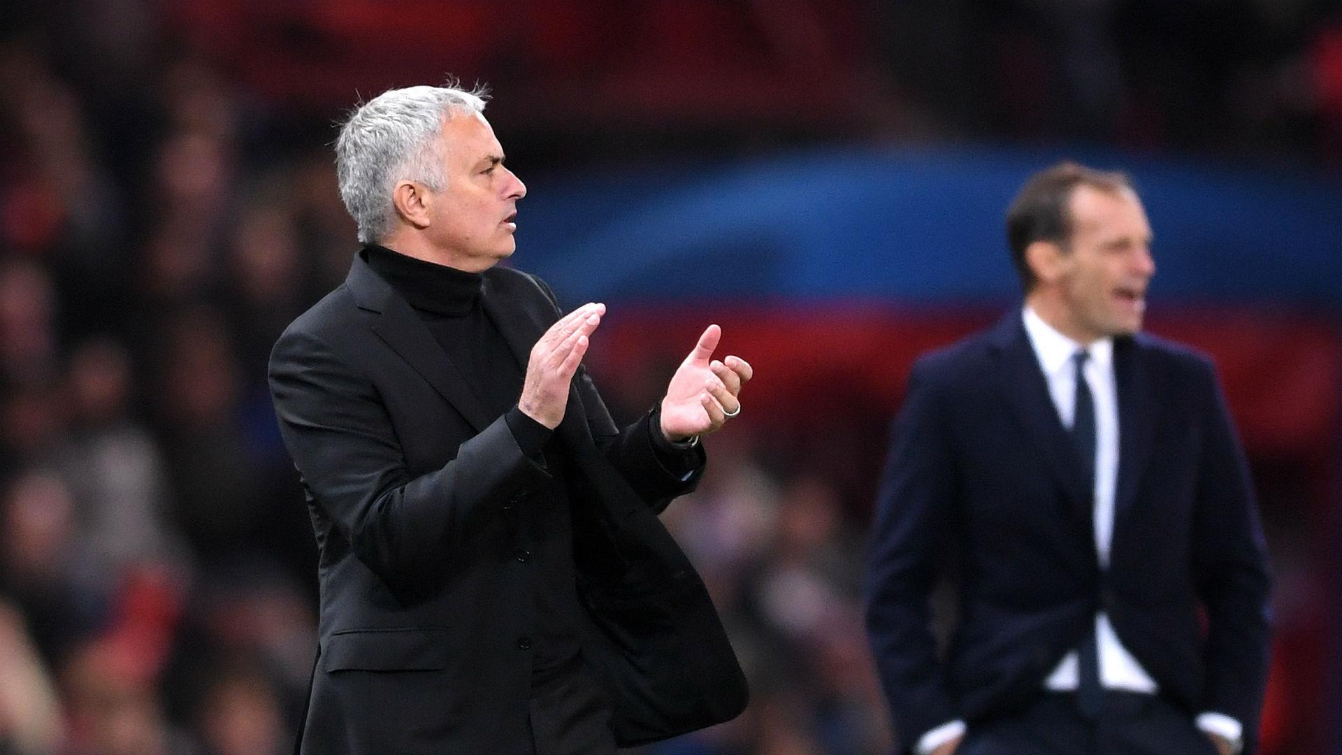Shumë zhurmë në Angli! Mourinho refuzon Lyon, Allegri pret United