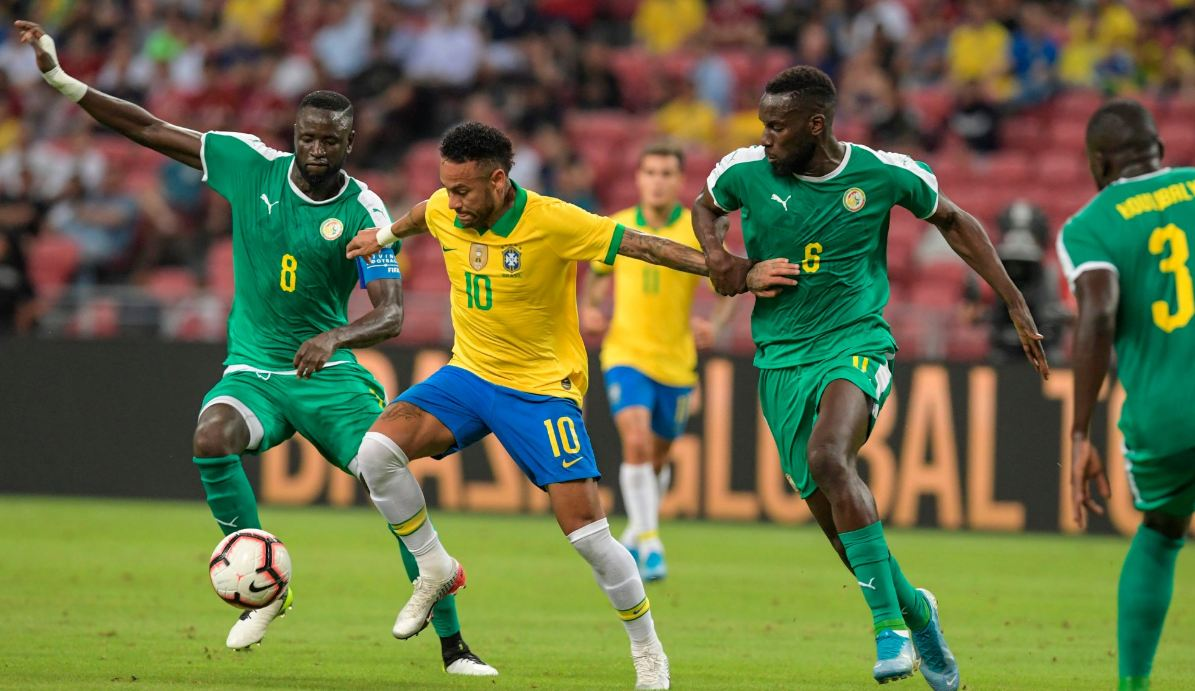 VIDEO   Firmino nuk mjafton, Brazili ngec me Senegalin