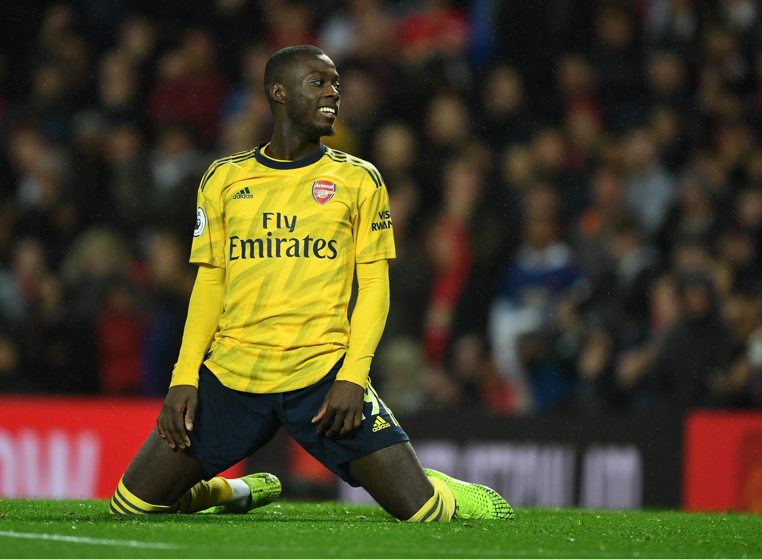 """""""Pepe ndër më të mirët, tek Arsenali do të jetë lider!"""""""