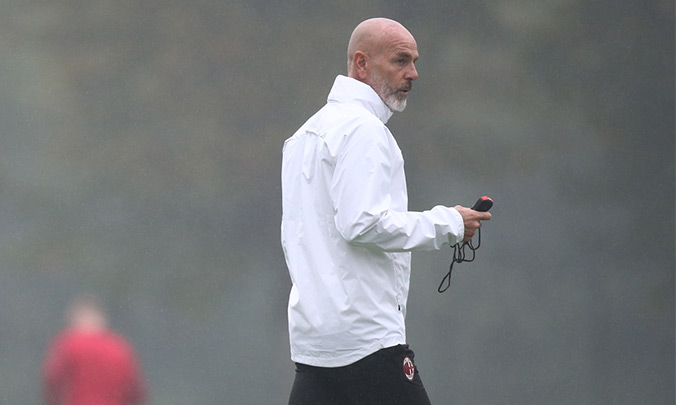 """Pioli nuk shpëton, Milani sheh """"ish""""-in e Interit si kandidat për stolin"""