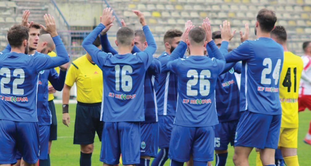 Kualifikohet edhe Renova, 5 ekipe shqiptare në garë për Kupën