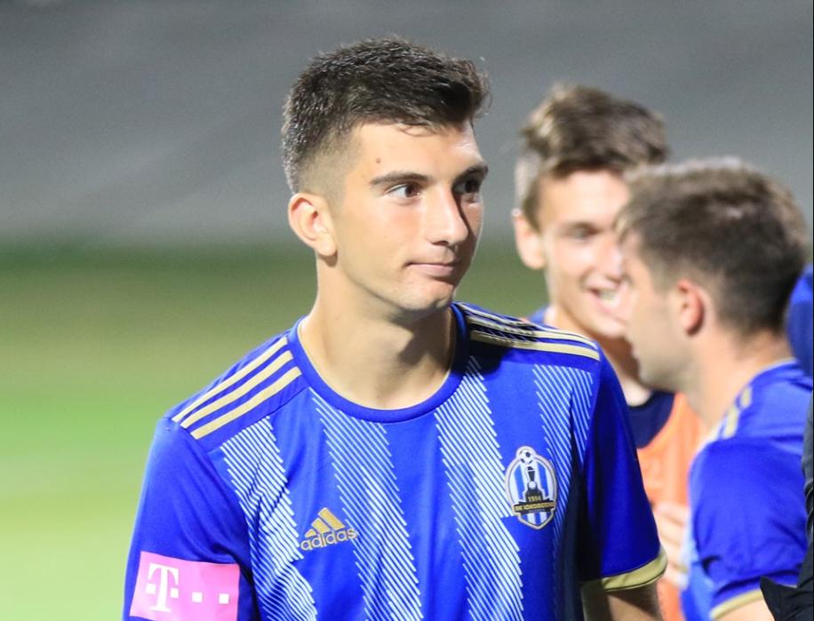 VIDEO | Shënoi gol të rëndësishëm, talenti Tuci: Ky, vetëm fillimi!