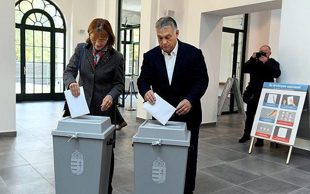 Opozita fiton në zgjedhjet lokale në Budapest