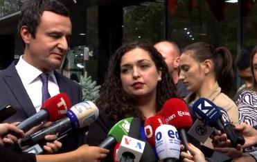 Kurti –Mustafa-Osmani takohen për të qeverisur Kosovën
