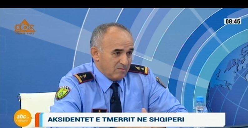 """""""60-70% e aksidenteve, nga sjellja e keqe e shoferëve"""", shefi i rrugores tregon pse po vdesin shqiptarët rrugëve"""