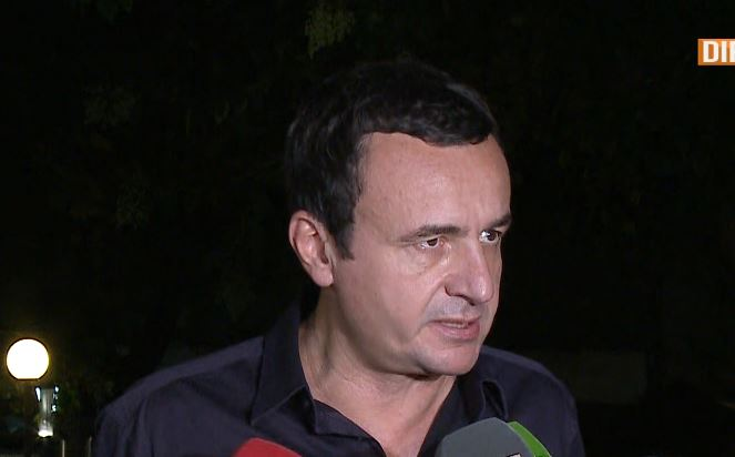 Albin Kurti feston fitoren edhe në Tiranë: Për çështje ditësh takoj Ramën