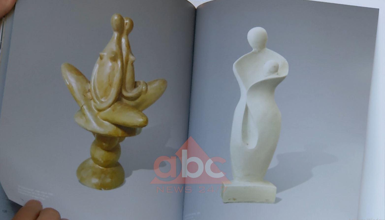 Pasion i mjeshtrit Paco mbetet figura femërore, skulptori boton albumin e ndaluar