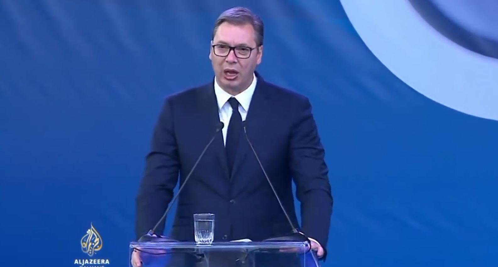 Vuçiç për negociatat: Rajoni nuk mund të mbështetet vetëm në fqinjët perëndimorë